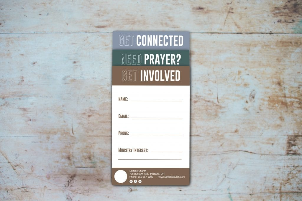 Connect Cards Trio – Get Connected